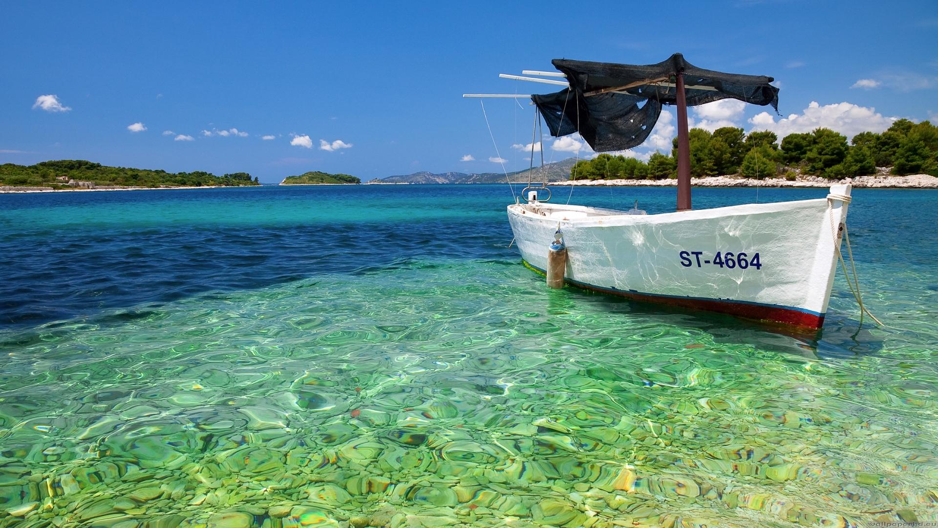 croatian-boat