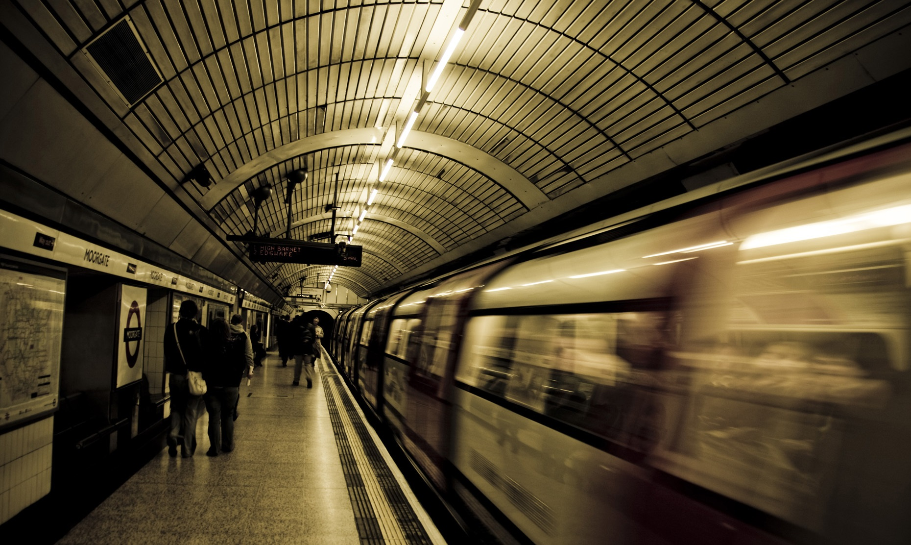 london underground Uncovering the Underground: what you didn't know about the Tube