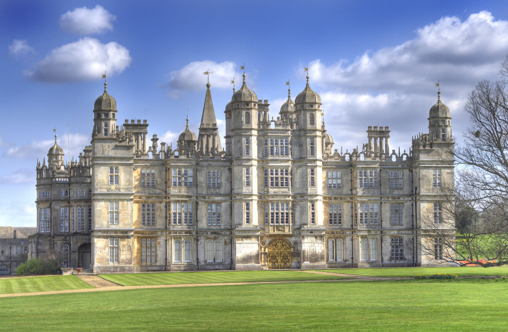 Front of Burghley House 2009 1024x670 Five reasons to come to Peterborough