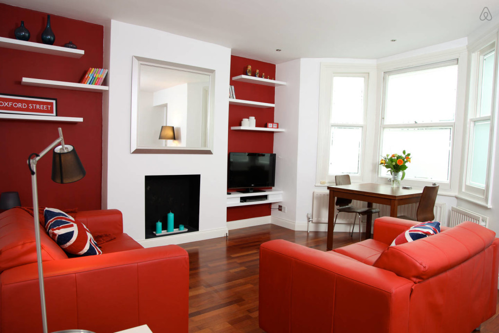 self catering fulham
