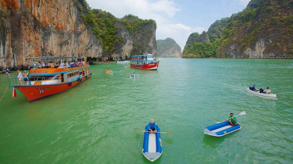 Thailand for Timid Types – A Realistic Destination?
