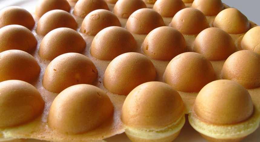 Chinese Egg Waffle